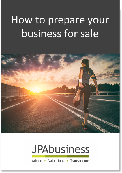 How to prepare your business for sale cover