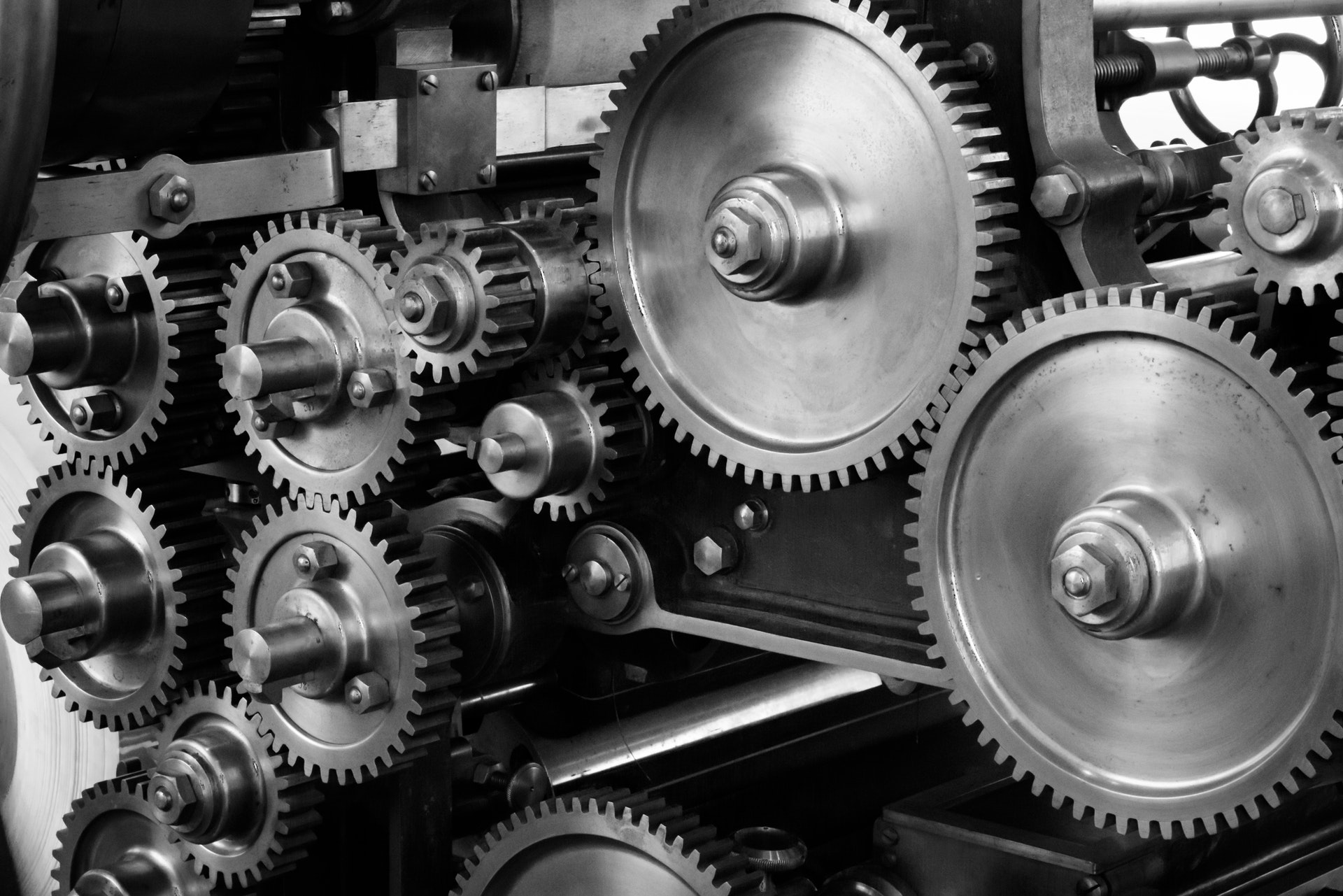 black-and-white-cogs-gears