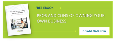 Download the Pros & Cons of Owning Your Own Business eBook