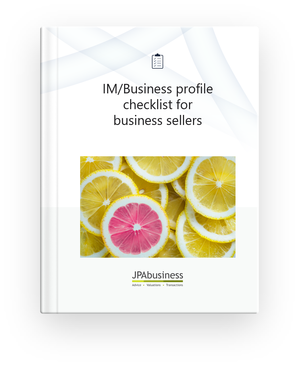 how to prepare business profile